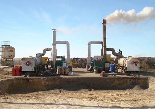oil sludge disposal